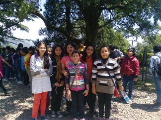 Trip to Chail May 2014
